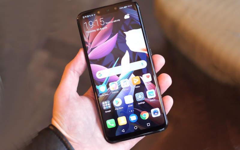 лучшие смартфоны 2019 года - Смартфон Huawei Mate 20 lite
