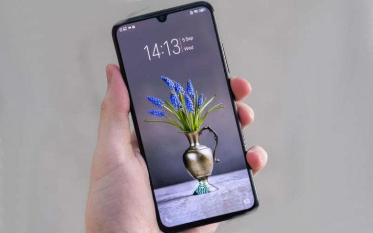 лучшие смартфоны 2019 года - Vivo V11i