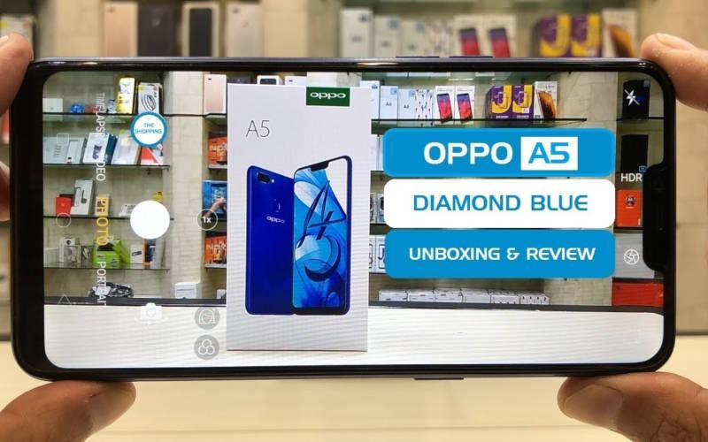Недорогой смартфон с хорошей камерой OPPO A5
