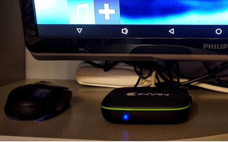 Обзор Android ТВ-приставки Invin IPC-002 - подключение к телевизору