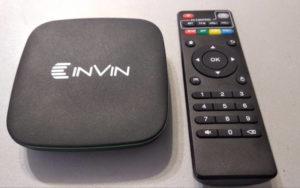 Обзор Android ТВ-приставки Invin IPC-002 - с пультом