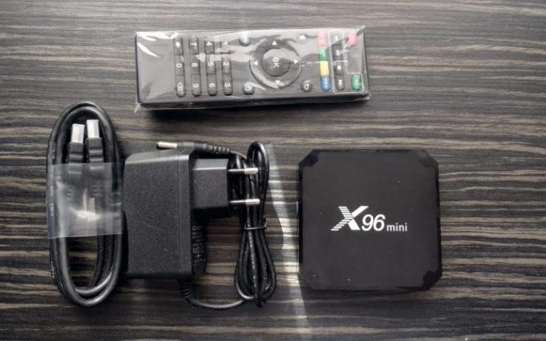 X96 mini TV BOX ANdroid