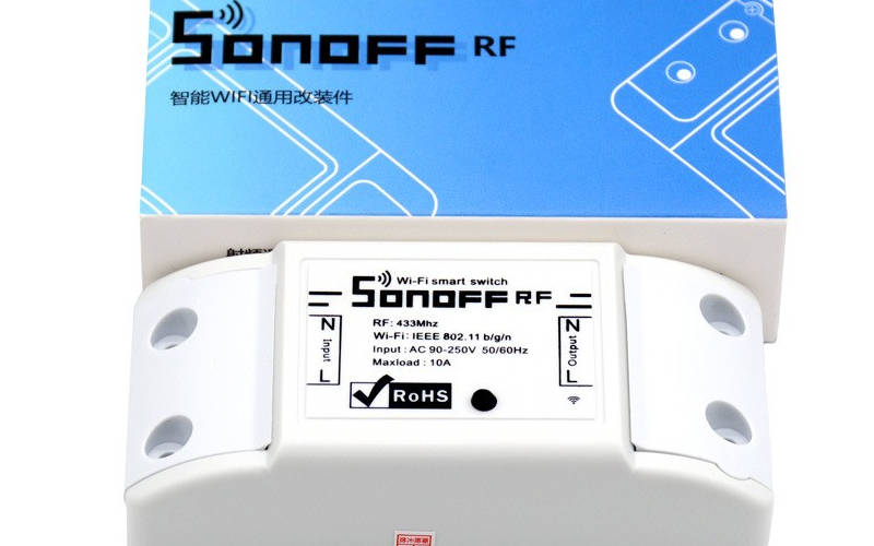 дистанционный выключатель SONOFF RF
