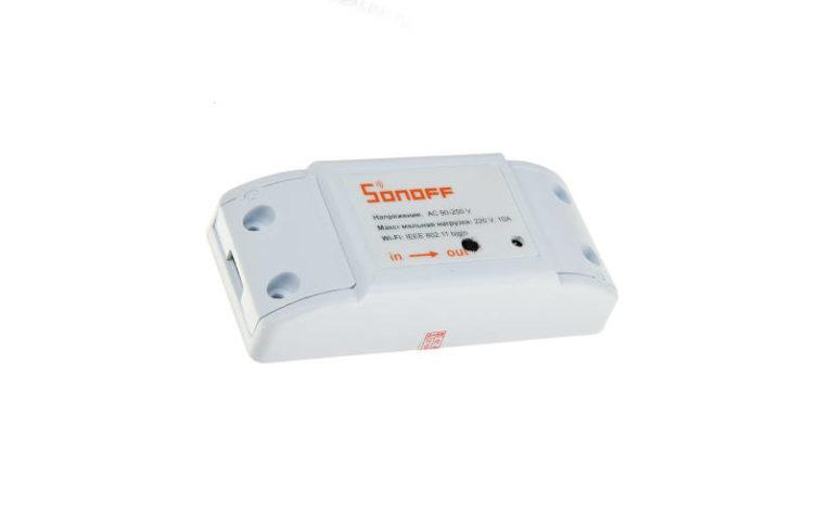 дистанционный выключатель SONOFF S10A