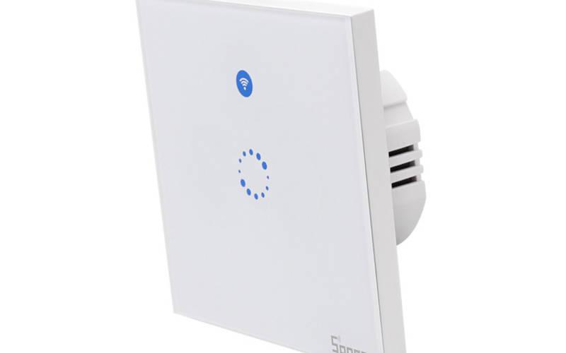 дистанционный выключатель SONOFF T1 Gang