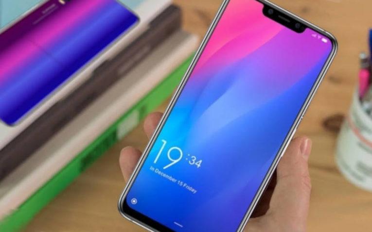 недорогие китайские смартфоны Elephone A5