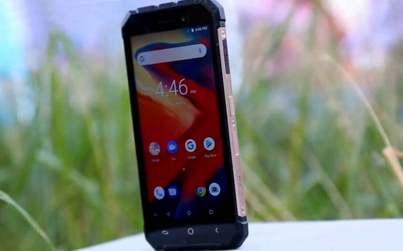недорогие китайские смартфоны Ulefone Armor X2