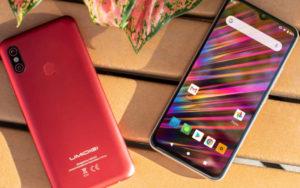 недорогие китайские смартфоны Umidigi F1