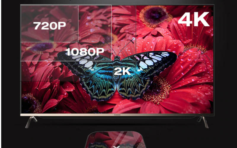 обзор A95x Plus качество картинки