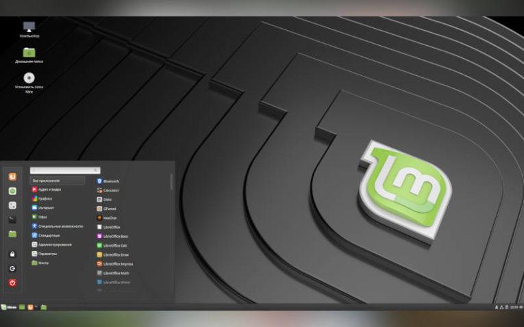 операционная система Linux Mint на базе Linux