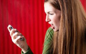 проблемы с телефоном