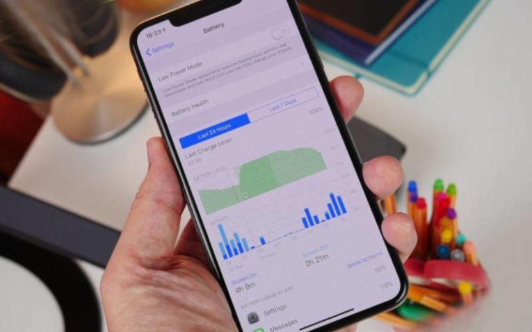 телефон с большим экраном iPhone Xs Max