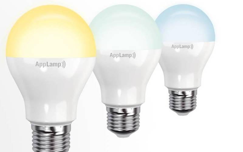 умные лампы WiFI