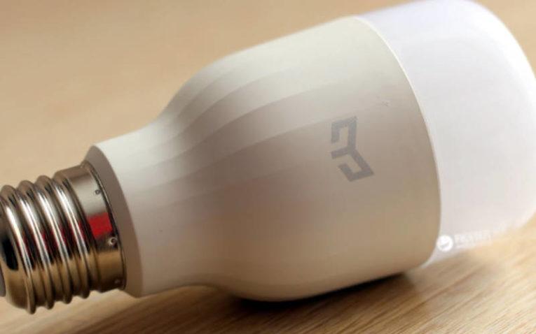 умные лампы Xiaomi Yeelight LED e27