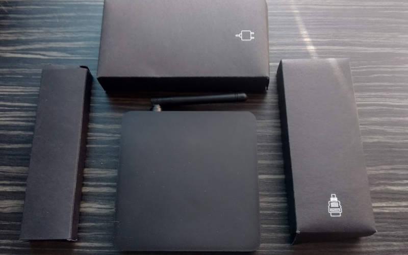 Rombica Infinity K8 - в коробочках