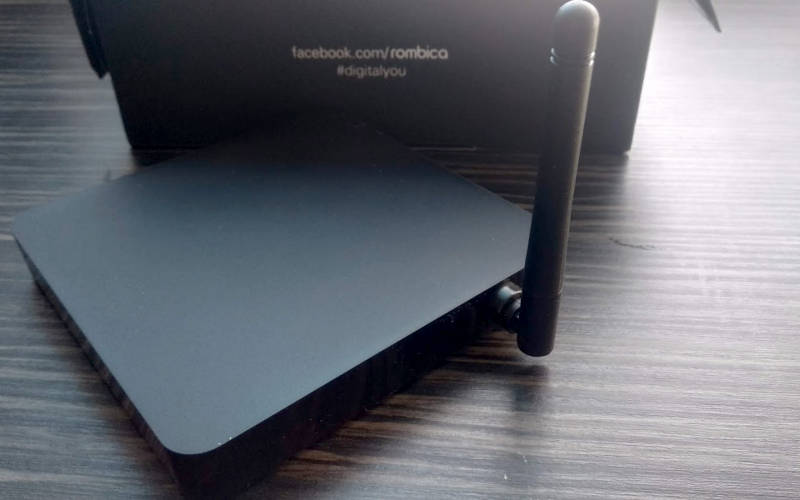 Rombica Infinity K8 - внешняя антенна