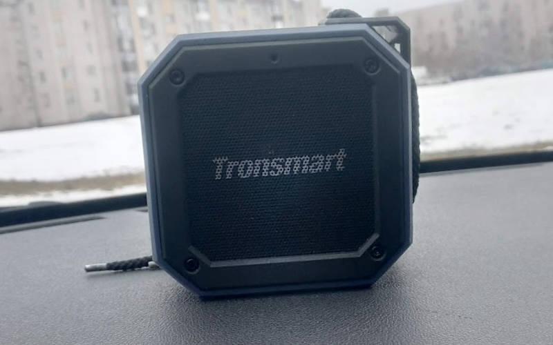 Tronsmart Element Groove лицевая панель