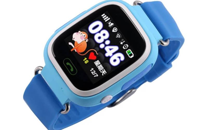 часы-телефон для детей Noco Q90