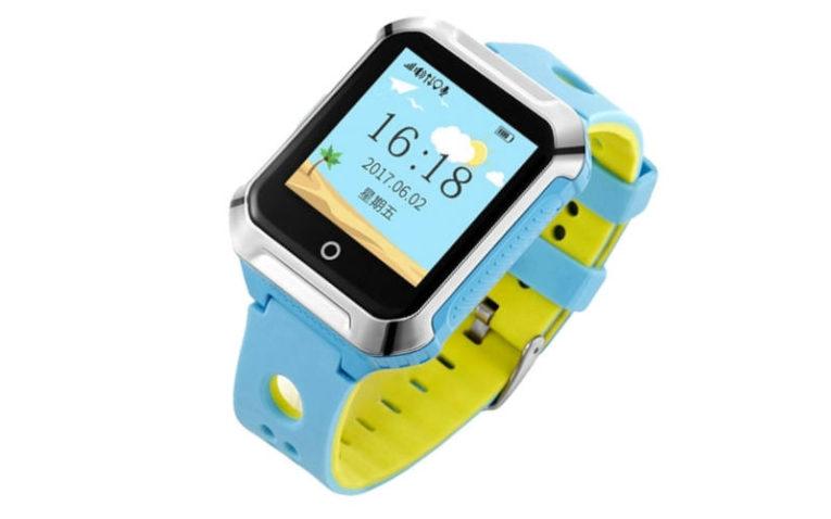 часы-телефон для детей Wonlex W10
