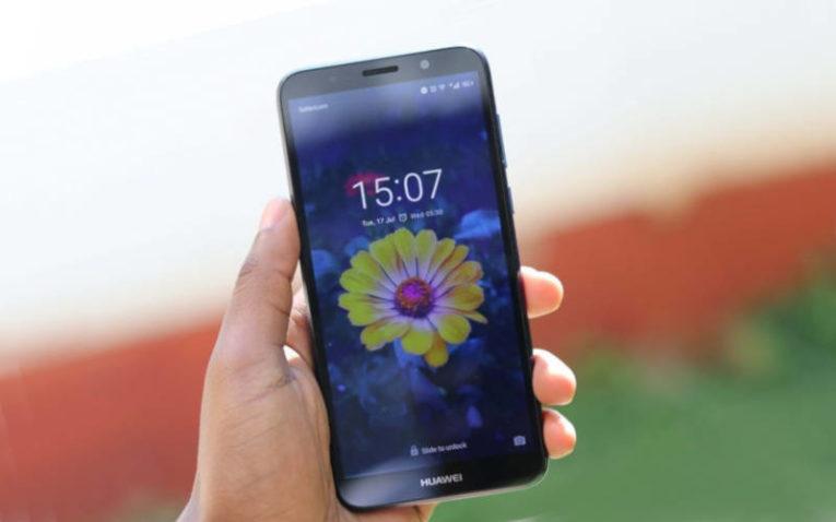 недорогой, но хороший смартфон Huawei Y5 Prime
