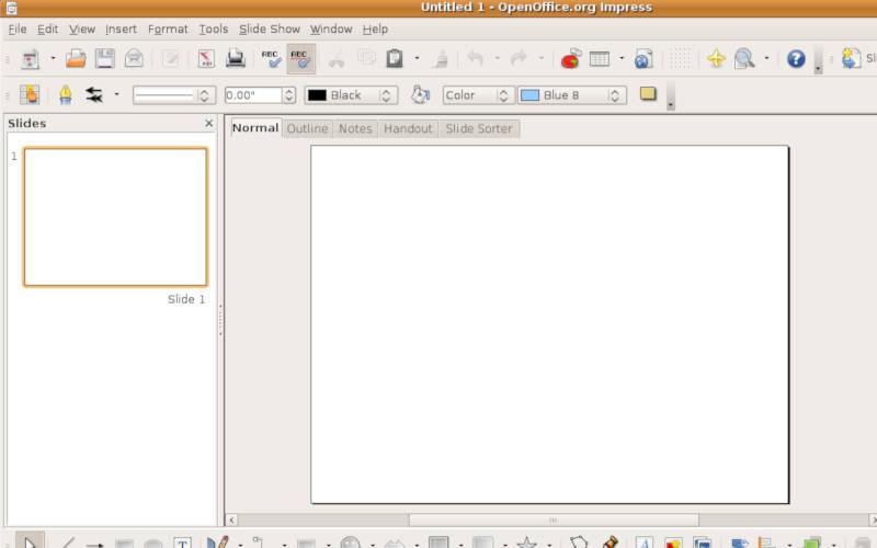 программы для презентаций - Impress
