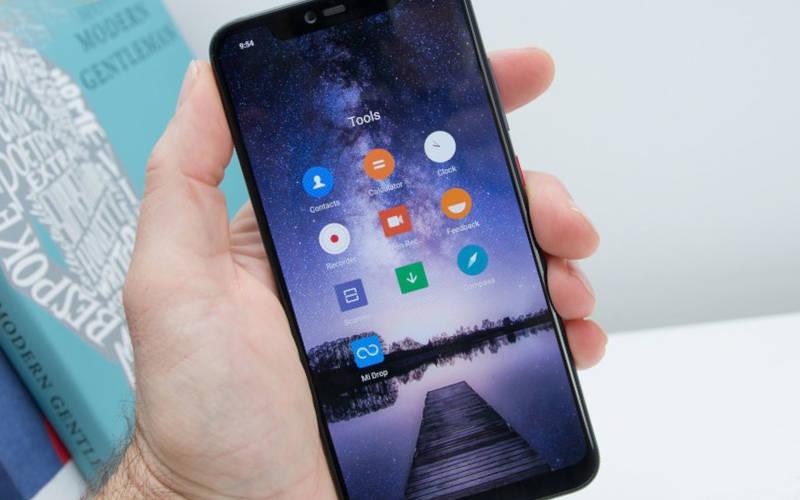 смартфон Xiaomi Mi8 Pro