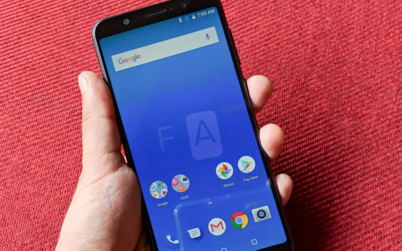 телефон с хорошей батареей Asus ZenFone Max Pro