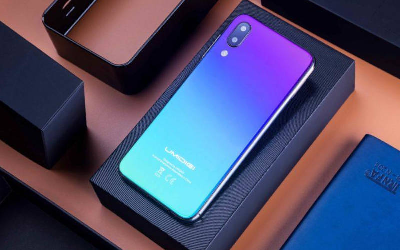 телефон с хорошей батареей Umidigi S3 Pro