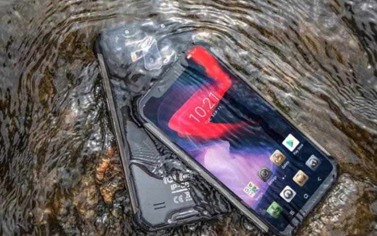 защищенный смартфон Blackview BV9600 Pro