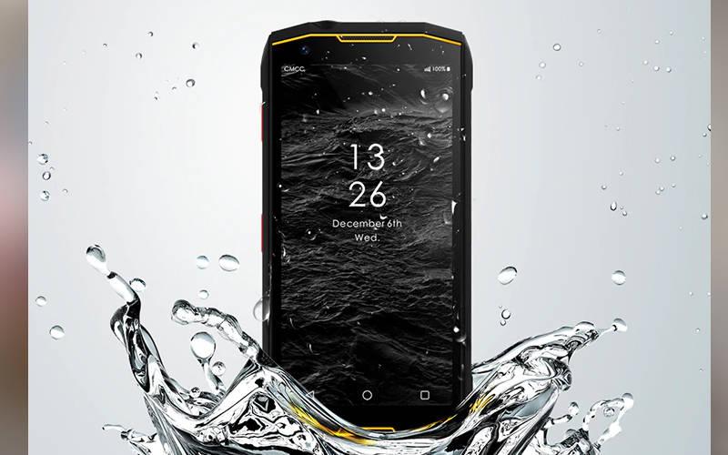 защищенный смартфон Conqest S12