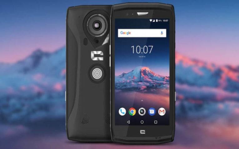 защищенный смартфон Crosscall Trekker-X4