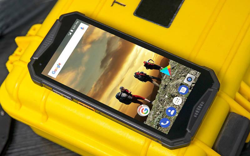 защищенный смартфон Ulefone Armor 3