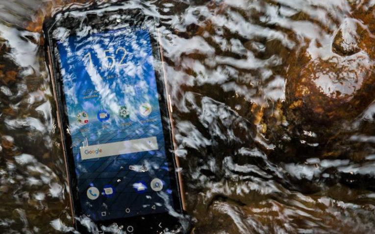 защищенный смартфон Ulefone Armor X2