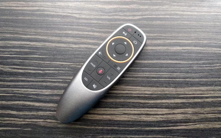 TV Box Beelink GT1 mini пульт