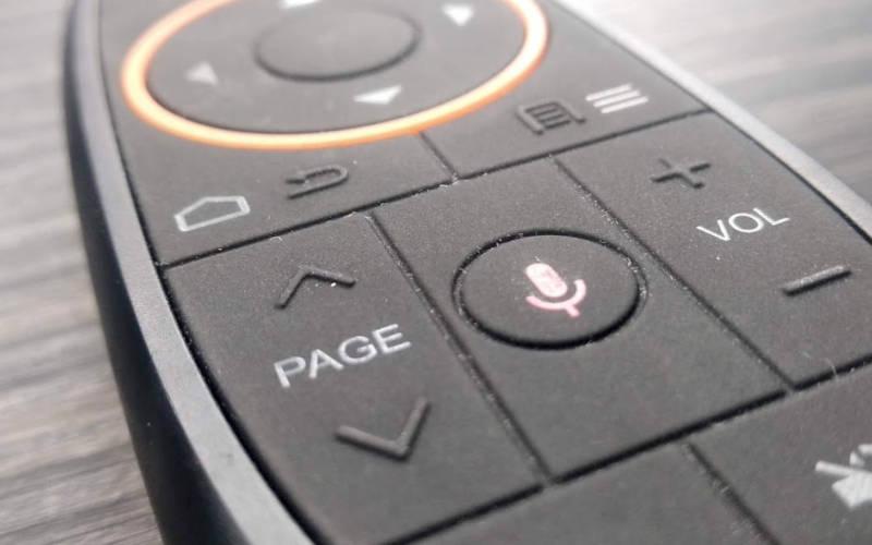 аэромышь LEORY Air Mouse голосовое управление