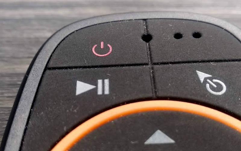 аэромышь LEORY Air Mouse микрофон