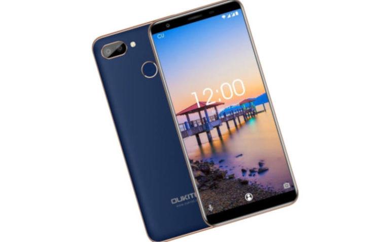 cмартфоны Oukitel C11 Pro