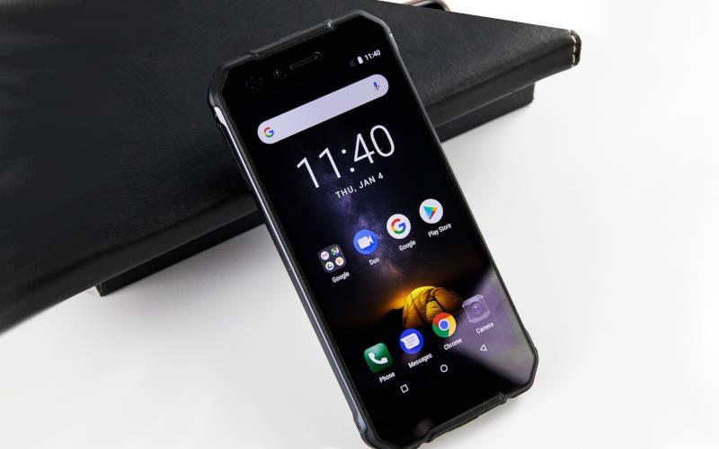 cмартфоны Oukitel WP1