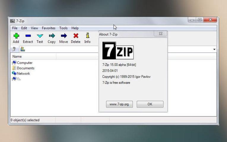 как и чем открыть ISO файл в Windows с помощью 7-Zip