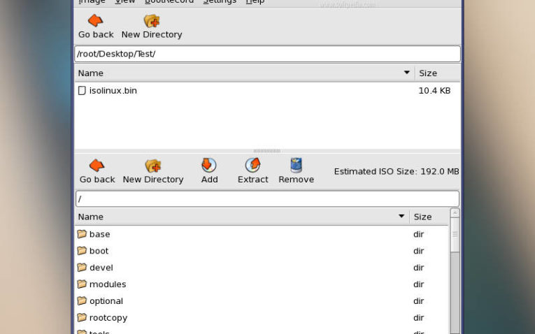 как и чем открыть ISO файл в Windows с помощью ISO Master