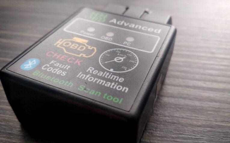 сканер для диагностики HH Advanced OBD2 ELM327 v1_5