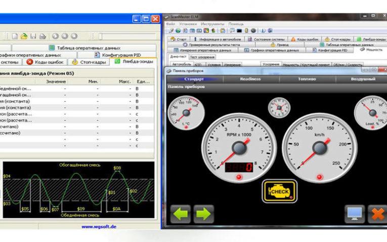 сканер для диагностики HH Advanced OBD2 ELM327 v1_5 Scanmaster