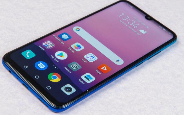 смартфоны до 15000 рублей - Huawei P Smart (2019)