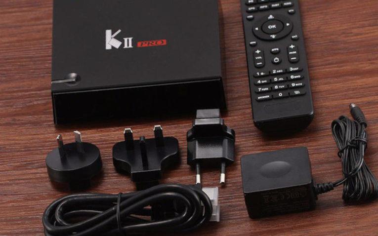 KII Pro DVB T2 S2