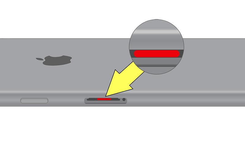 что делать если айфон упал в воду - датчик влаги