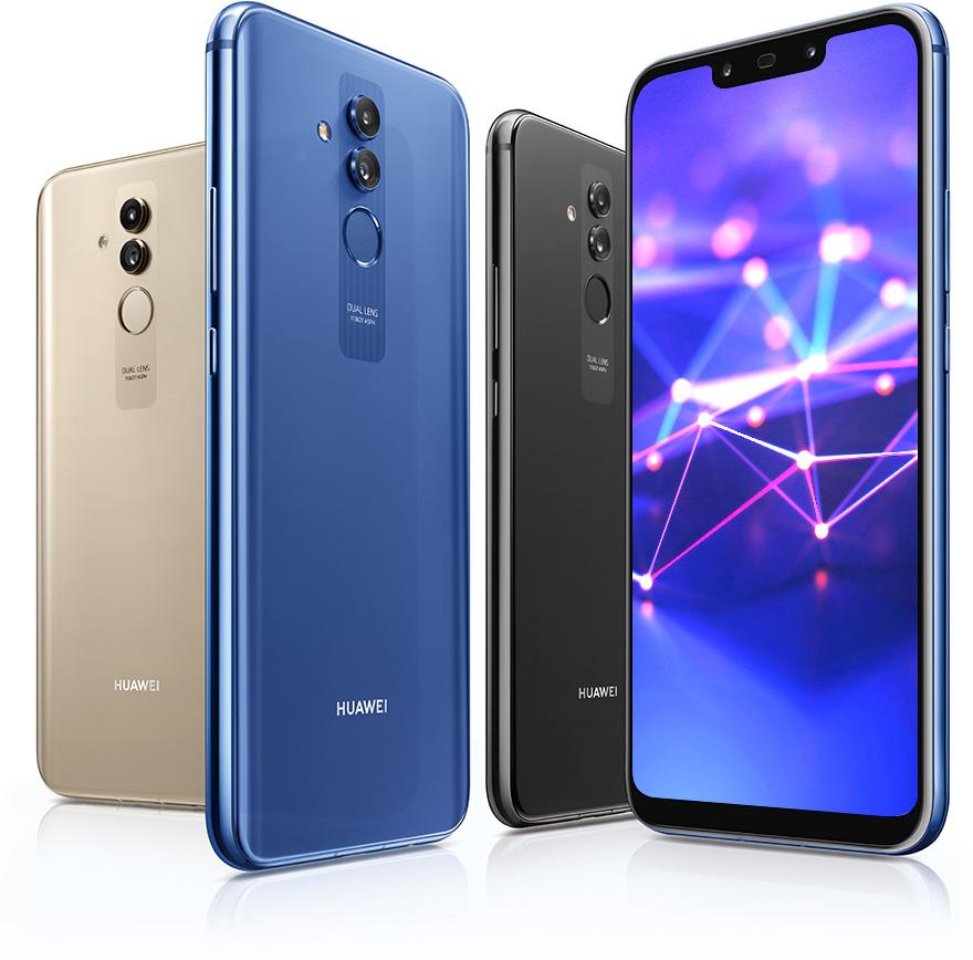 что купить вместо iphone Huawei Mate 20 Lite