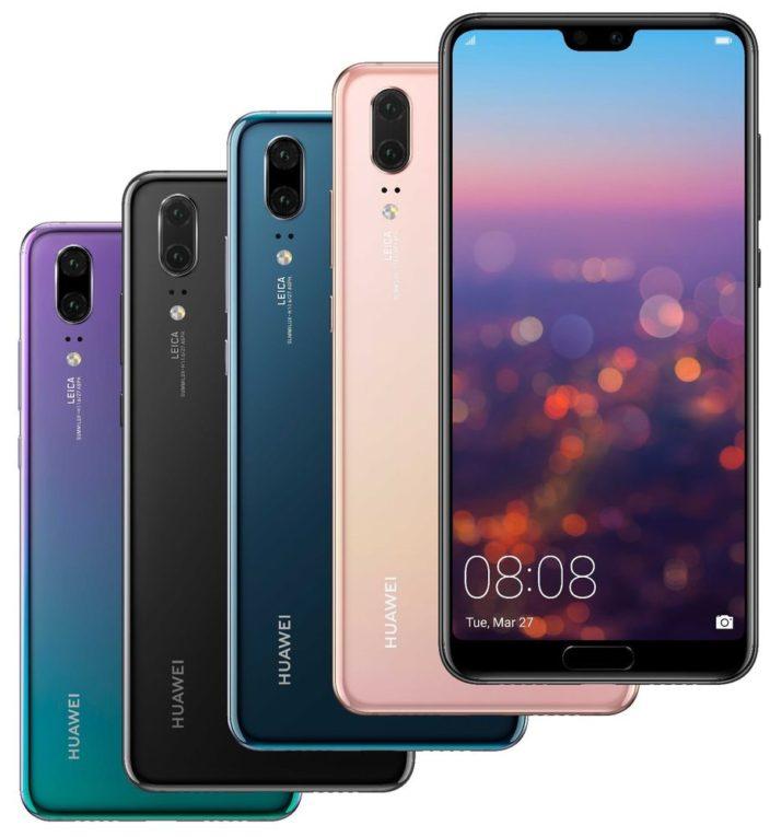 что купить вместо iphone Huawei P20 Pro