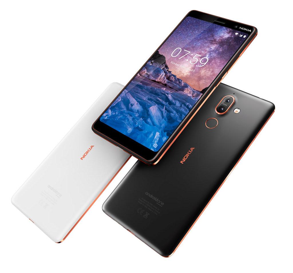 что купить вместо iphone Nokia 7 Plus