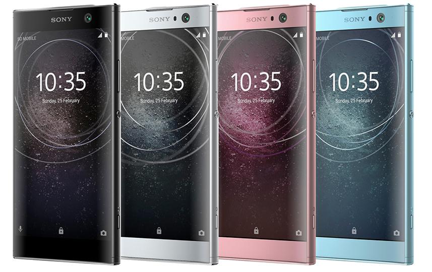 что купить вместо iphone Sony XA2 Dual