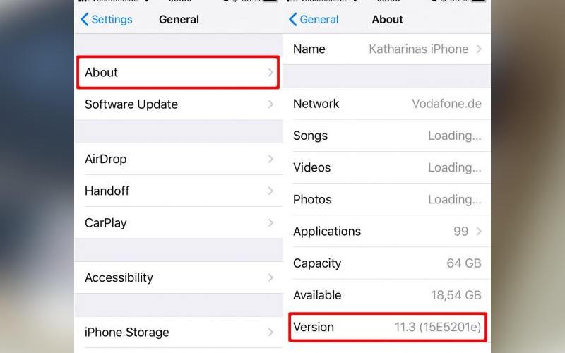 как поставить пароль на приложение в айфоне - узнаем версию